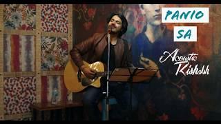 Paniyo sa | Satyamev Jayate | Atif Aslam | Cover - acousticrishabh ,