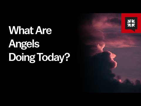 What Are Angels Doing Today? // Ask Pastor John