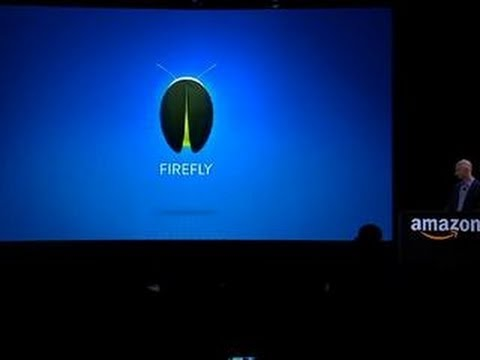 CNET News - Amazon debuts Firefly technology - UCOmcA3f_RrH6b9NmcNa4tdg