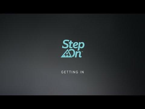 Burton Step On? Tutorial - Getting In