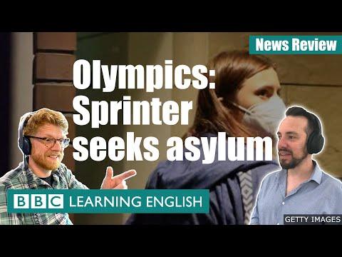 Olympics: Sprinter seeks asylum - News Review