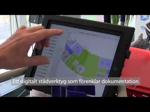 CleanPilot - ett digitalt städverktyg som förenklar städprocessen i Ängelholms kommun