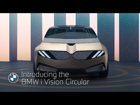 Introducing the BMW i Vision Circular