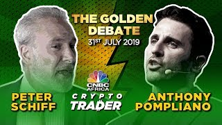 The Gold vs Bitcoin Debate : Anthony Pompliano vs Peter Schiff
