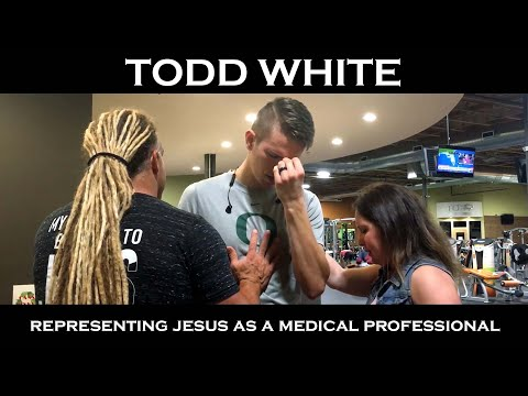Todd White - Representing Jesus as a Medical Professional