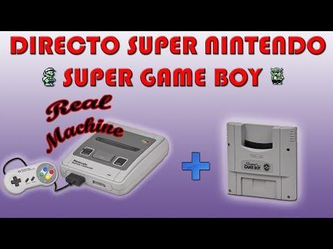 Directo Super game boy #2