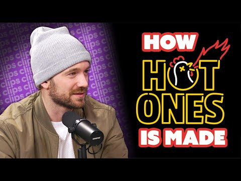 Sean Evans On How HOT ONES Is Actually Made...