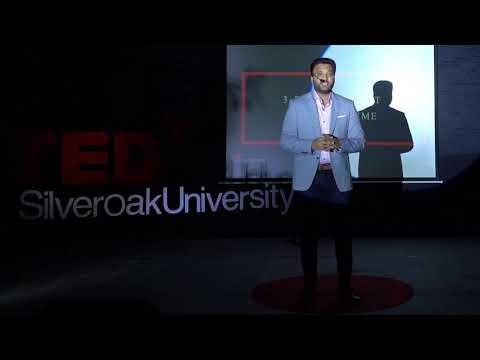 Entrepreneur to Change Maker   Chiranjiv Patel   TEDxSilverOakUniversity