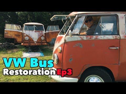 VW Bus Restoration - Episode 3! Too much work! - UCTs-d2DgyuJVRICivxe2Ktg
