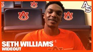 Auburn Tigers football: Seth Williams