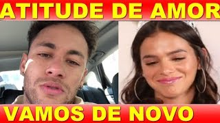 Neymar demonstra Saudades e tem Atitude de Amor por Bruna Marquezine em gesto lindo,  BRUMAR AVATAR