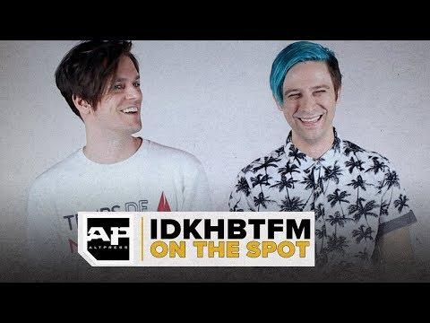 We Put IDKHBTFM On the Spot - UCH_TWswNlSRz9LtnpWOmA2Q
