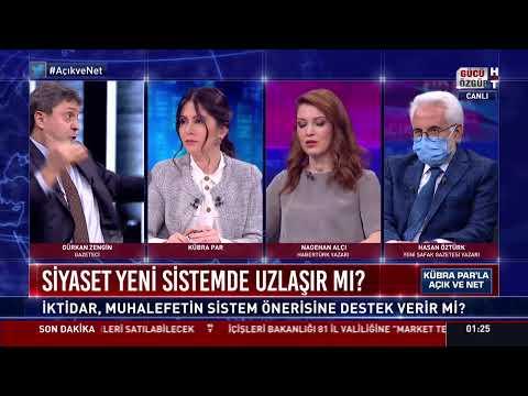 """Açık ve Net'te Kılıçdaroğlu'nun """"CHP olmasa kaos olurdu"""" lafı konuşuluyor… #YAYINDA"""