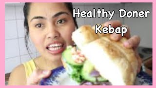 how to make vegetables Doner Kebap, pinay in germany