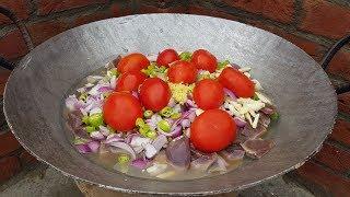 Kaleji Masala Recipe | Bakra Eid Special | Mubashir Saddique | Village Food Secrets