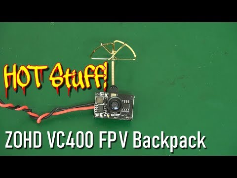 Review: ZOHD VC400 FPV backpack - UCahqHsTaADV8MMmj2D5i1Vw