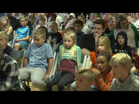 Ostereidet barneskole er årets klimaskole