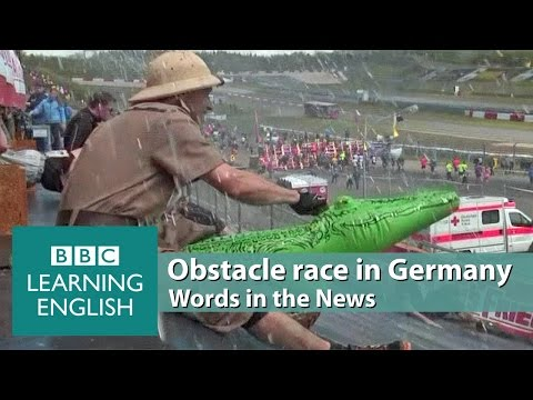Obstacle race in Germany. Learn: marathon, requirements, scramble, slide, fancy dress