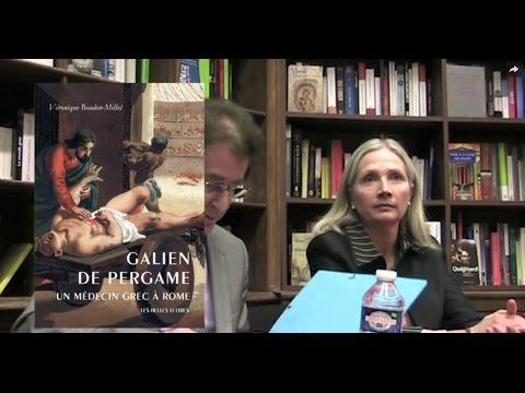 Vidéo de Véronique Boudon-Millot