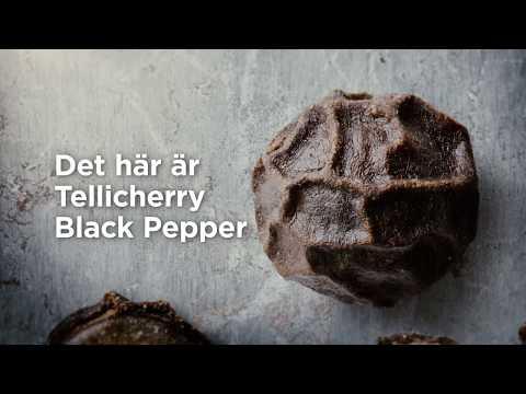 Trendiga Tellicherry - Den nya snackisen i kryddvärlden