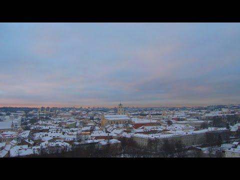 Vilnius Old Town (Winter Walking Trip) - UCfCL6SSw3rROZPOn_mq5x7g