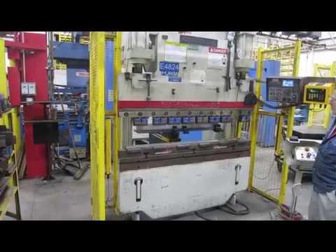 Cincinnati 60CBIIX4FT CNC Hydraulic Press Brake