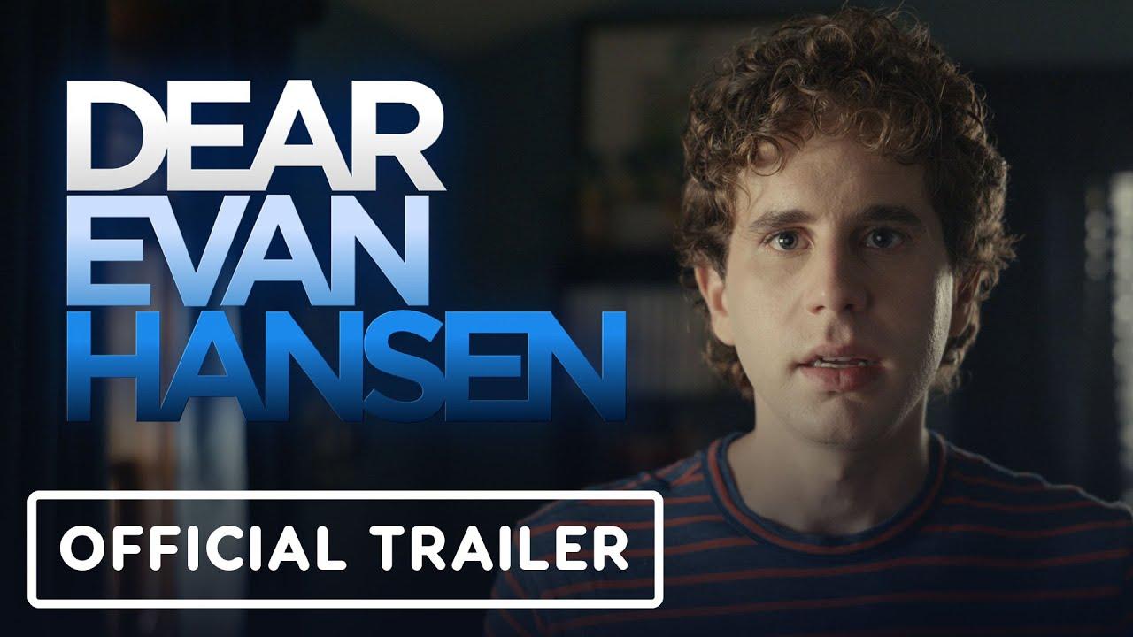 Dear Evan Hansen – Official Final Trailer (2021) Ben Platt, Amy Adams, Julianne Moore