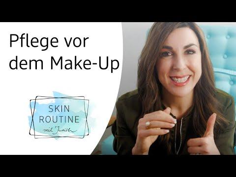 Pflege vor dem Make-Up | Skin Routine mit Judith Williams