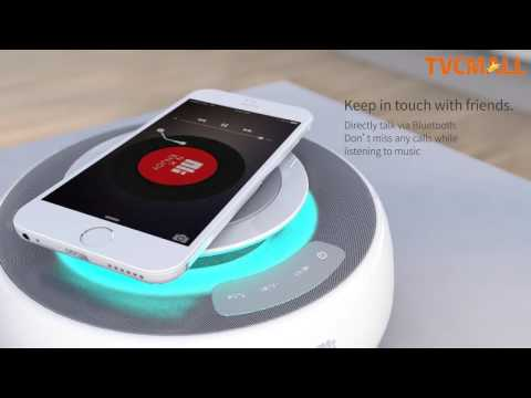 TVC- 2-in-1 Qi Wireless Charger