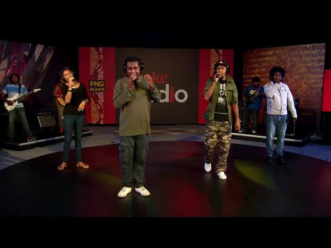 Coke Studio PNG S02E10 | Stagajah - Tehine
