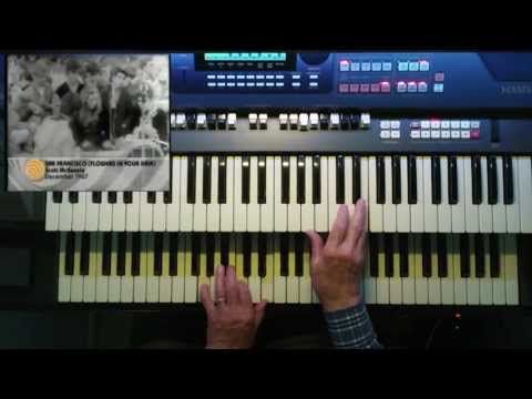 Keith Horton - Roland Bk9 - Diana played on Roland BK9