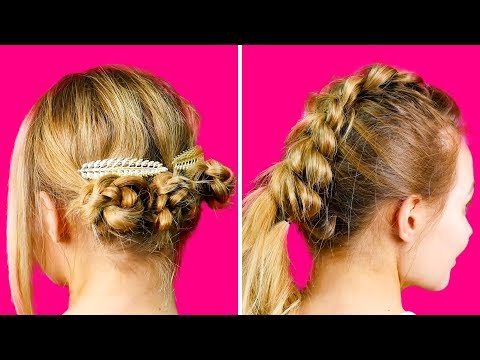 25 SIMPLE SUMMER HAIRSTYLES FOR GIRLS