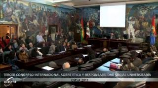 3er Congreso Internacional de Ética Profesional y Responsabilidad Social(1era Exposición)