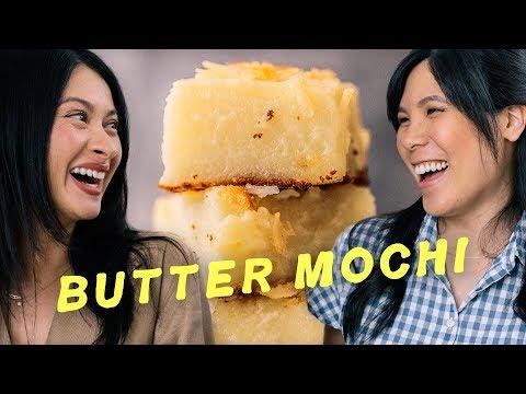 Alana shares her Perfect Butter Mochi Recipe | HONEYSUCKLE Hawaiian Recipes - UCwsa-MpLNx4pnsM1PiQwhyQ