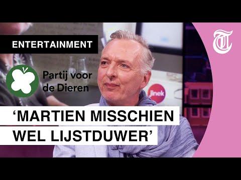 'Martien Meiland duikt op in groepsapp PvdD'