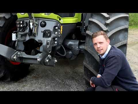 Lär känna CLAAS traktorer!