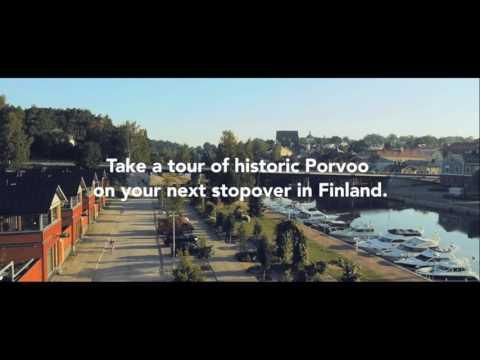 StopOver Finland – Coastal charm of Porvoo