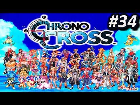 Chrono Cross (PS1) - EPISODIO 34 - El regreso de Kid    Gameplay / Guía en Español