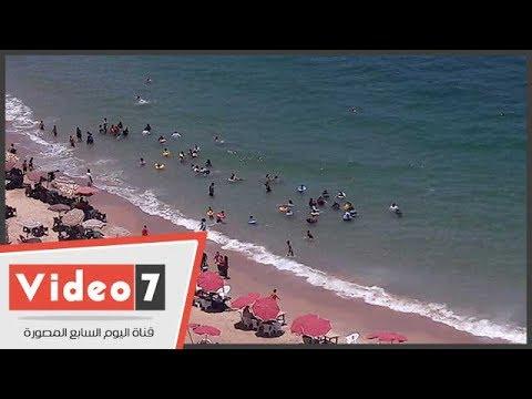 الاسكندرية تستقبل 3 مليون وافد بنسبة إشغال 70% خلال عيد الفطر