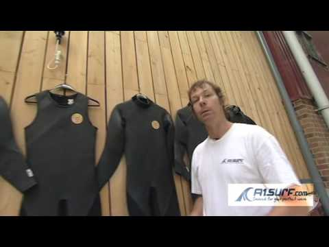 Nineplus The Short John Wetsuit from A1Surf.com