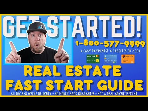 How to Become a Real Estate Agent or Investor | Step-by-Step