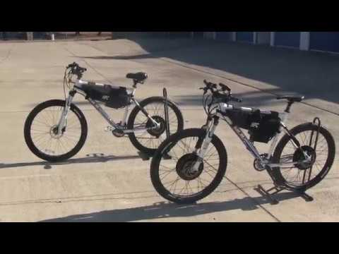 6000W AWD OR 4000W GT ELECTRIC BIKE 50-60 MPH YOUR CHOICE!