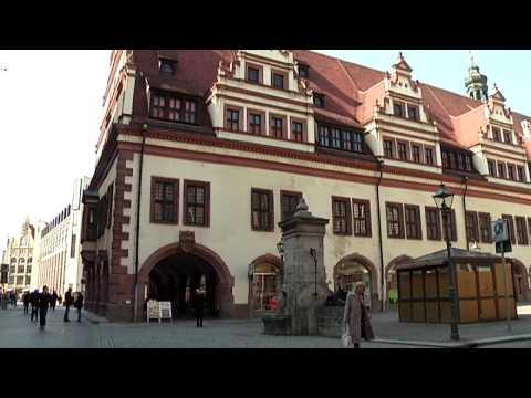 """Blick in den historischen Kalender 2017 """"Zu Gast im alten Leipzig"""""""