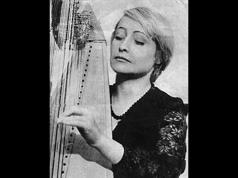 Ирина Пашинская (арфа) - последний спектакль в Большом театре