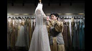 Tariffs to upend American brides' wedding dress dreams