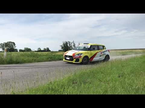 Forberedelse til sæsonstart 2020 - Jakob Madsen i Suzuki Swift Kit Car