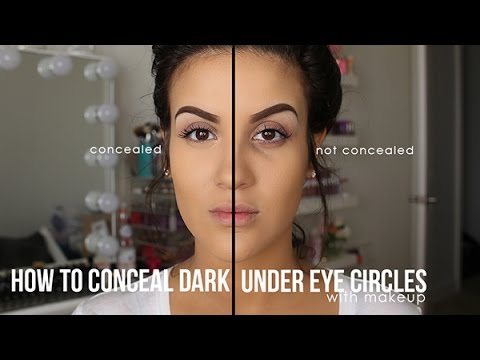 How to Conceal Dark Under Eyes With Makeup - UCz0Qnv6KczUe3NH1wnpmqhA