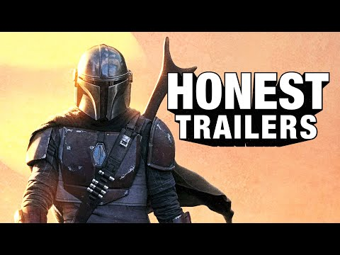 Honest Trailers | The Mandalorian