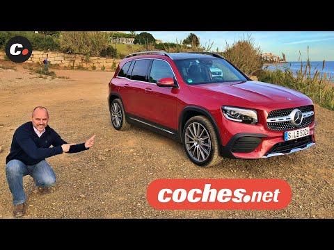 Mercedes-Benz GLB 2020 SUV | Primera prueba / Test / Review en español | coches.net