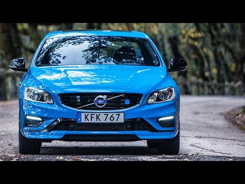 2017 Volvo S60 and V60 Polestar - Official Trailer